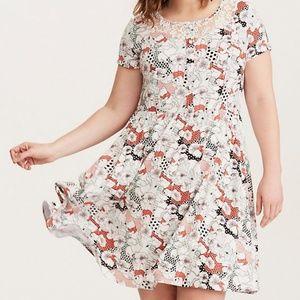 2995e5bf9faf torrid Dresses   Disney Winnie The Pooh Skater Dress   Poshmark